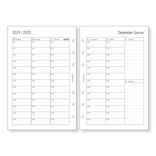 Kalendereinlagen A5 | TERMINPLANER