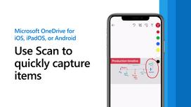 Scannen Sie mehrere Seiten mit Microsoft One Drive