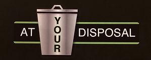 At Your Disposal logo - Dumpster rental Utah