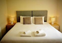 Cosy Hotel Room Example
