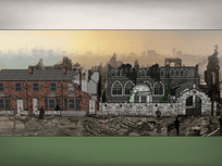 Church Yard Ruins