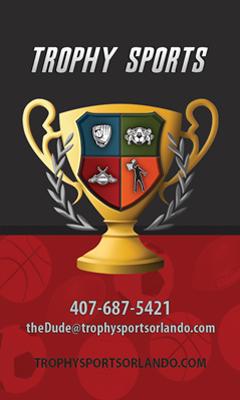 Trophy Sports Logo