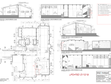 Floor Plan and Elevations