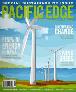 Pacific Edge Magazine Cover