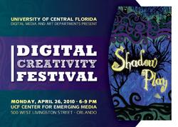 Digital Showcase Postcard