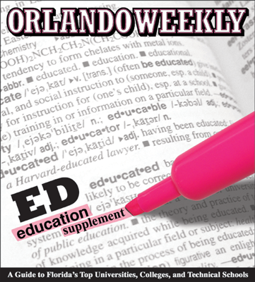 Orlando Weekly Education Guide