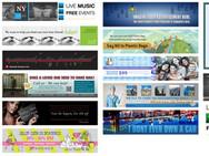 Subway car graphics