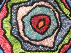 stitching for world peace1st mandala