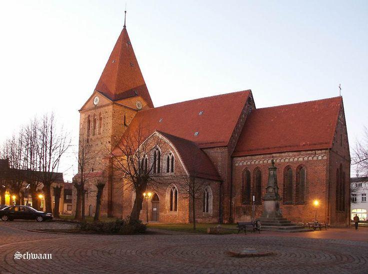 St. Pauluskirche Schwaan / Bild: www.kirche-mv.de