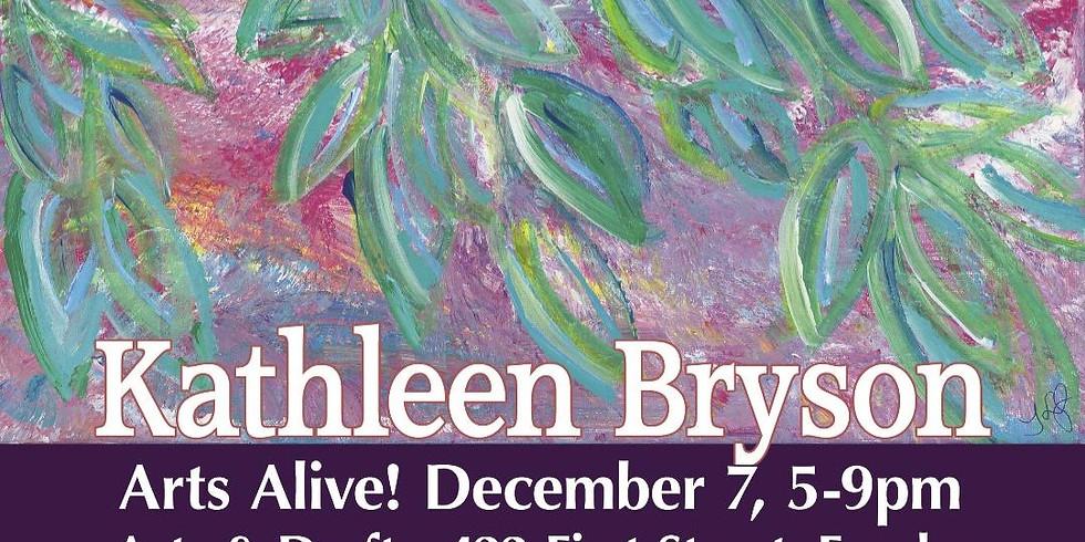 Arts! Alive: Kathleen Bryson and No Big Deal!