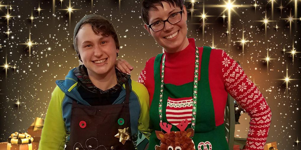 Ugly Sweater Picture Day!