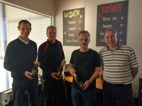 Uzwil gewinnt das 27. Curling- und Jassturnier  in Weinfelden!