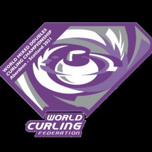 Mixed Doubles Weltmeisterschaft in Schottland