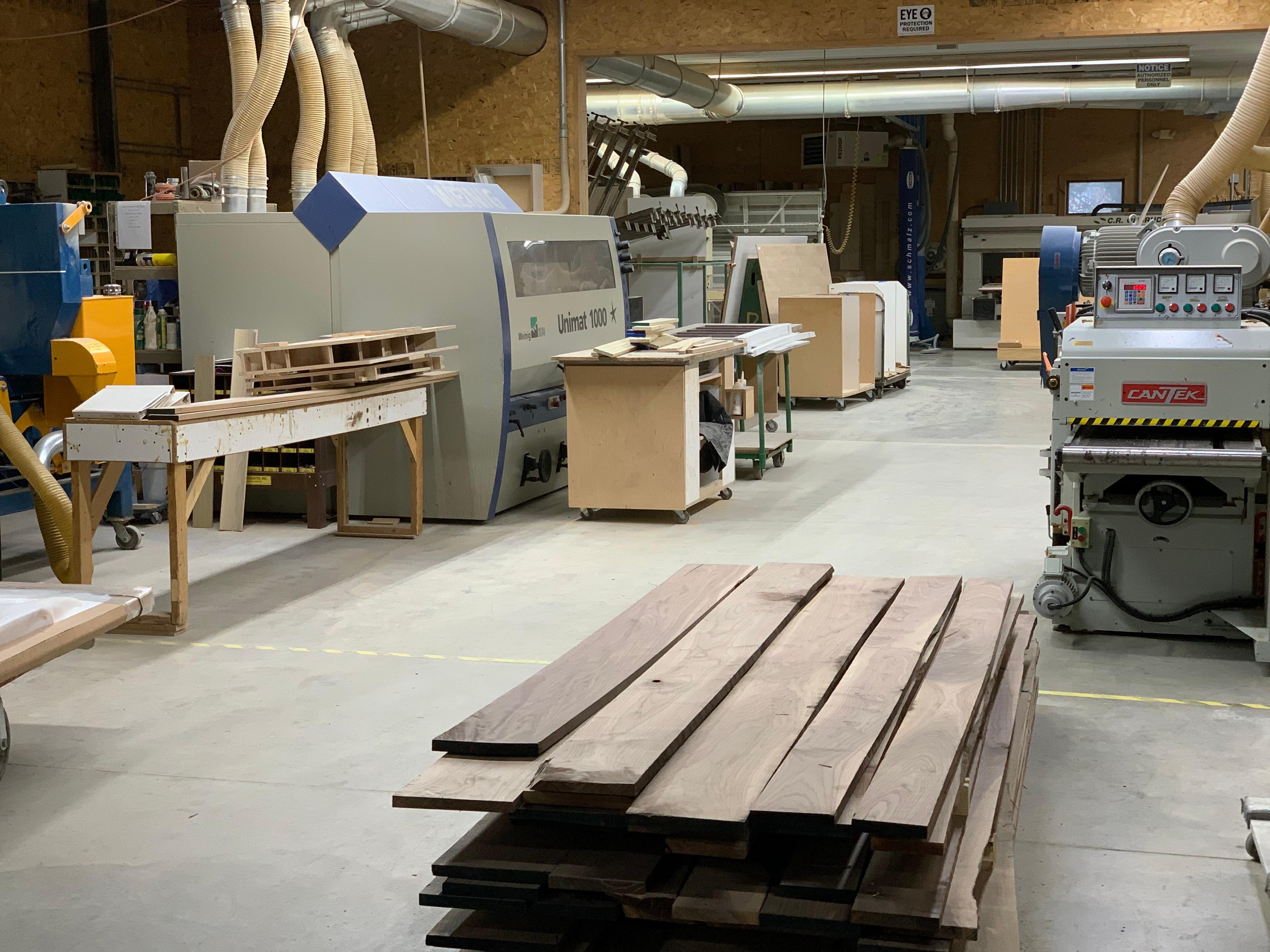 Custom Millwork Packages