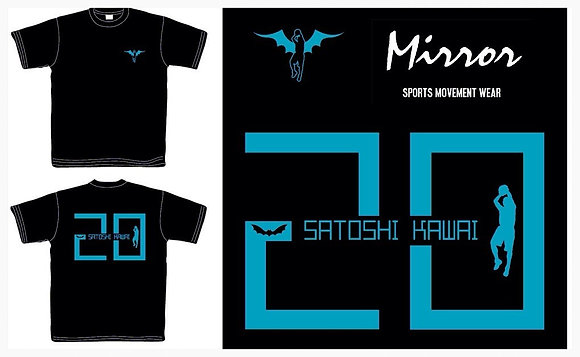 Satoshi KAWAI オリジナルTシャツ