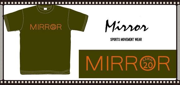 Mirror × Satoshi KAWAI Tシャツ