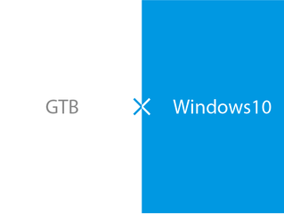 About GTB Products for Windows 10