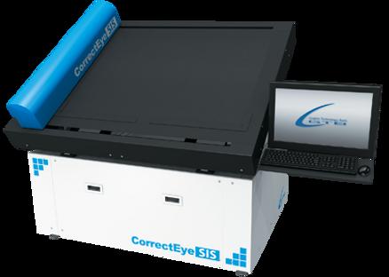 print inspection system device machine software print printing inspection system device quality artwork pre-press wet sheet plate