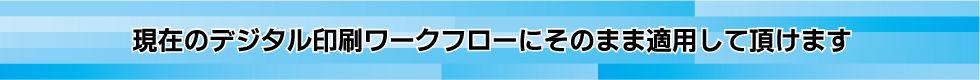 デジタル印刷 オンデマンド オフライン検査 ライトパス
