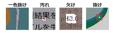 デジタル印刷 オンデマンド オフライン検査 ライトパス 比較元データ 印刷物 プリンター スキャナー 不良 紙送り 差替え 抜き取り 再印刷