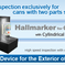 """Inspection device for the exterior of  cans """"Hallmarker for CAN"""""""