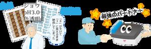 食品、医薬品業界の印刷物検査はコレクトアイシスにおまかせ