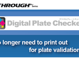 """Digital Plate Checker """"No longer need to waste of cost of papers for press check / plate valida"""