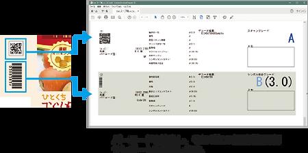 印刷 検査 印刷物 品質 バーコード QRコード