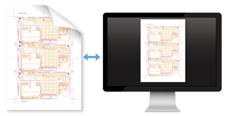 印刷 検査 フォーム 印刷物 不良 検出 デザイン