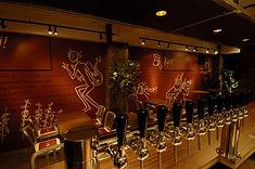 BEER CAFE GAMBRINUS
