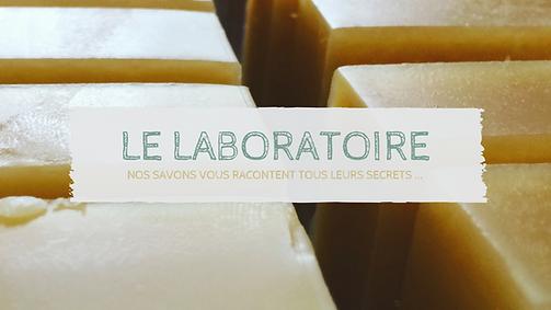 notre laboratoire est un atelier de fabrication artisanal en Gironde