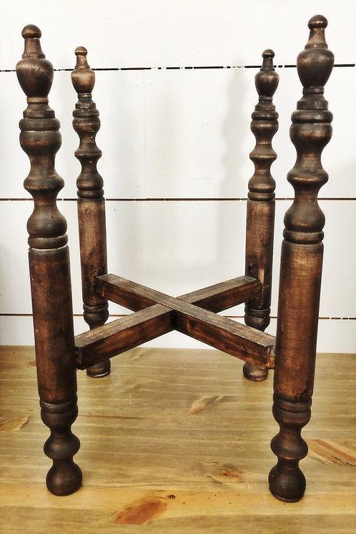 Custom Table Top Crock Stands