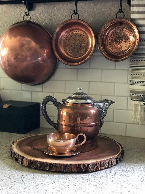 Antique Rochester Teapot
