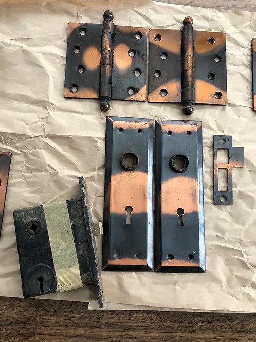 Vintage door kit