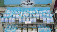 The Harvest of Sea Salt in the Camargue