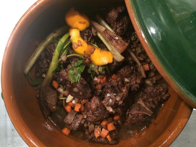 Beef Daube Provençale