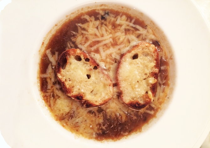 The Ultimate French Onion Soup