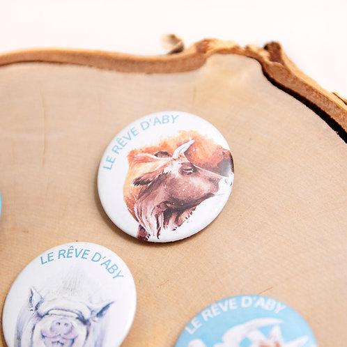 Badge Clochette (by Polina)