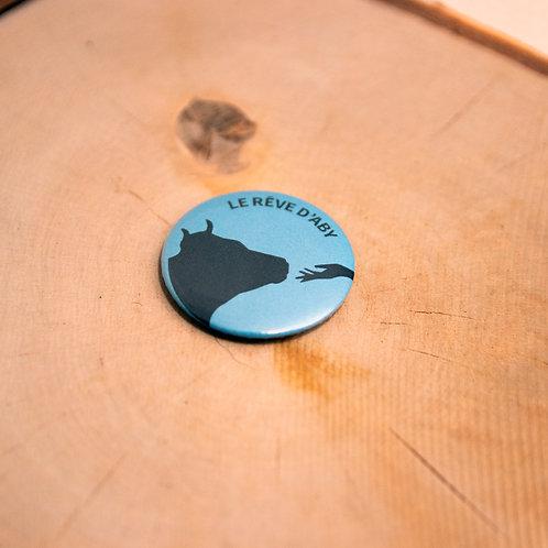 Petit magnet logo LRA
