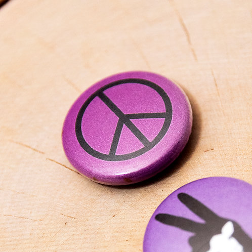 Badge symbole Peace (by Joeke)