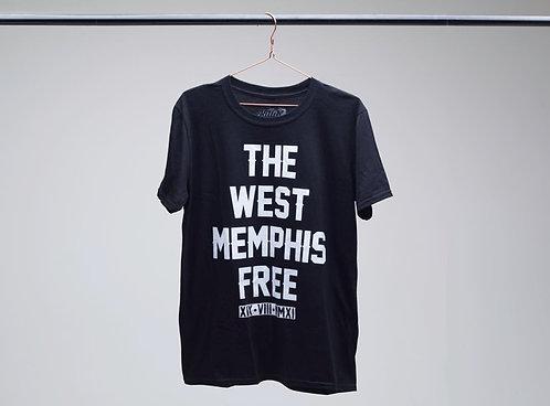 West Memphis Free T-shirt