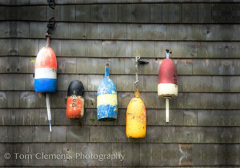 Bar Harbor Buoys
