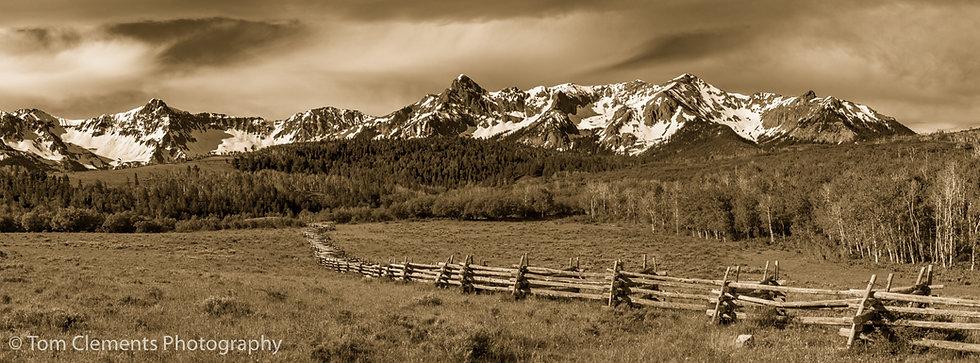 Mountains Of Telluride