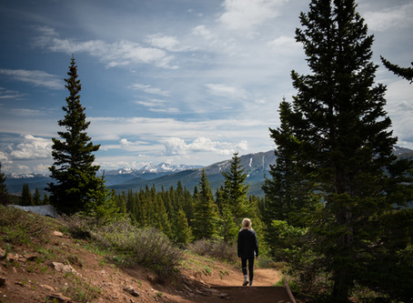 Three Favorite Hiking Trails Near Summit County, CO