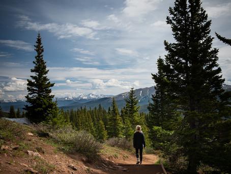 Three Favorite Hiking Trails Near Summit County, CO