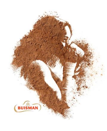 Buisman aroma, ook wel genoemd Buisman gebrande suiker of koffiestroop is een product van de firma Buisman.
