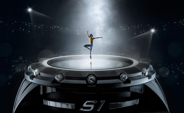 foto's samenvoegen voor Capital Advertising Invicta horloges