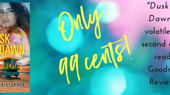 DUSK UNTIL DAWN is on SALE for 99 cents until November 5!!!!!