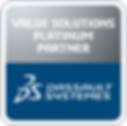 Value Solutions Platinum Partner Dassault
