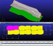 Costoptimizer: Détermination des formes de flancs d'emboutissage